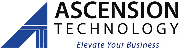 Ascension Technology Retina Logo